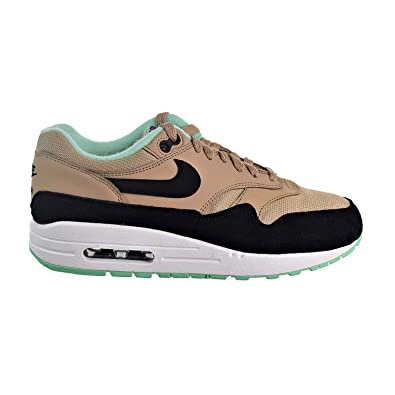new style beb60 a0a50 Nike Women's Air Max 1 Desert/Mint Green Sole 319986-206 (Size: