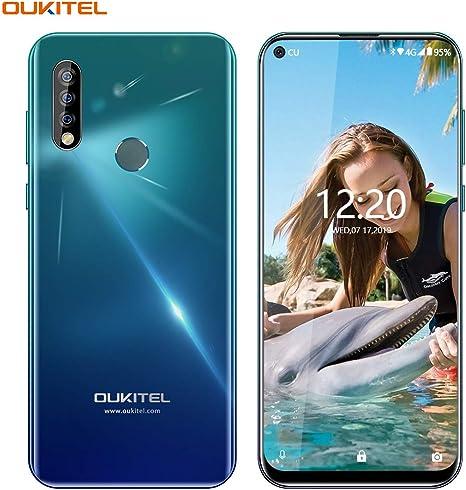 OUKITEL C17 Pro (2019) Móviles Smartphones Libres 4G 6.35 Pulgadas ...