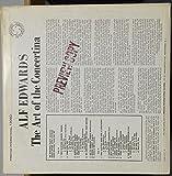 Alf Edwards The Art Of The Concertina vinyl record
