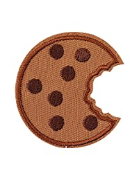 CoulorButtons Jacket Iron On Patch Badge Embroidered Applique Patch(7pcs/pack)