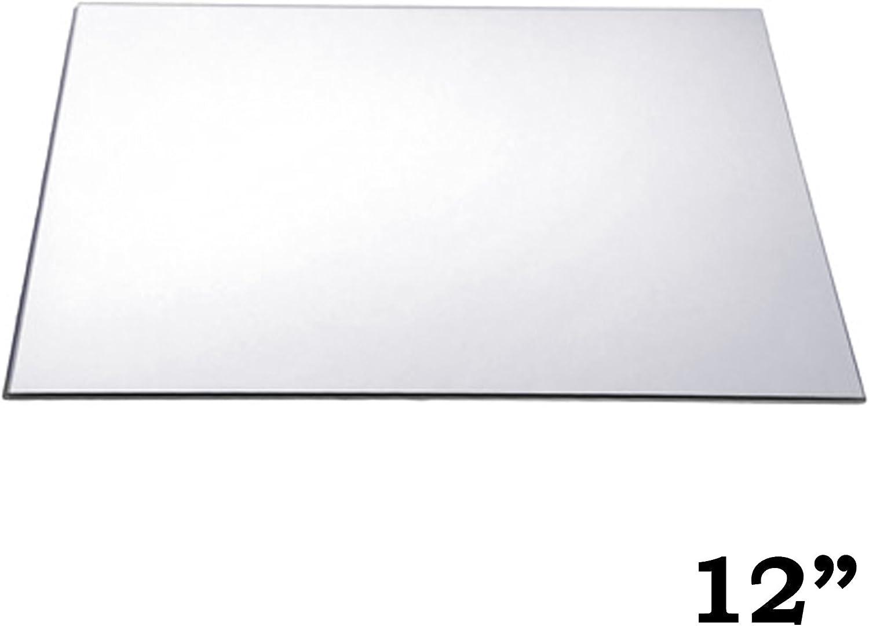 Amazon.com: BalsaCircle 8 pcs 12-Inch Square Glass Mirrors for
