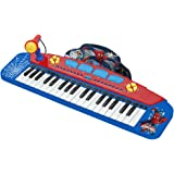 Organo - microphone Spiderman Marvel 22 keys