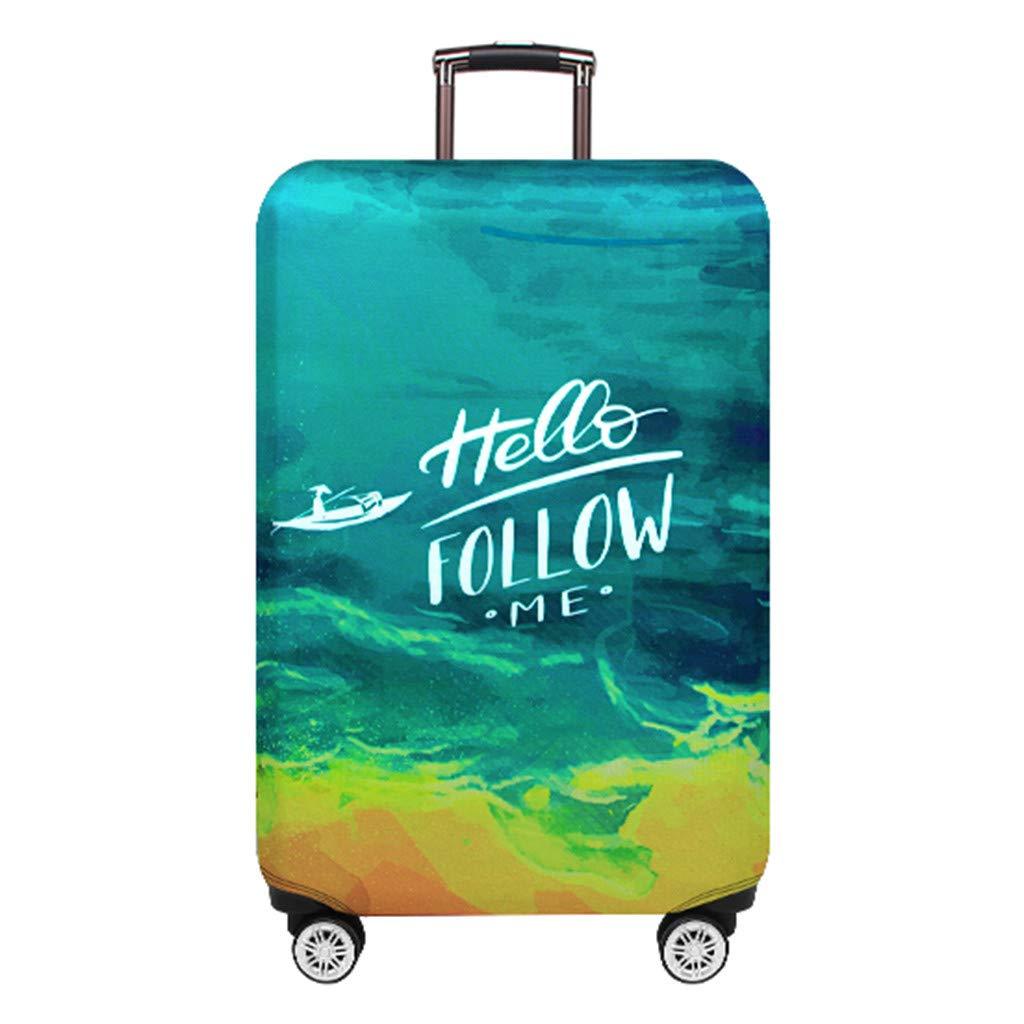 Housse Valise Elastique Voyage Luggage couverture protection 3 taille choix
