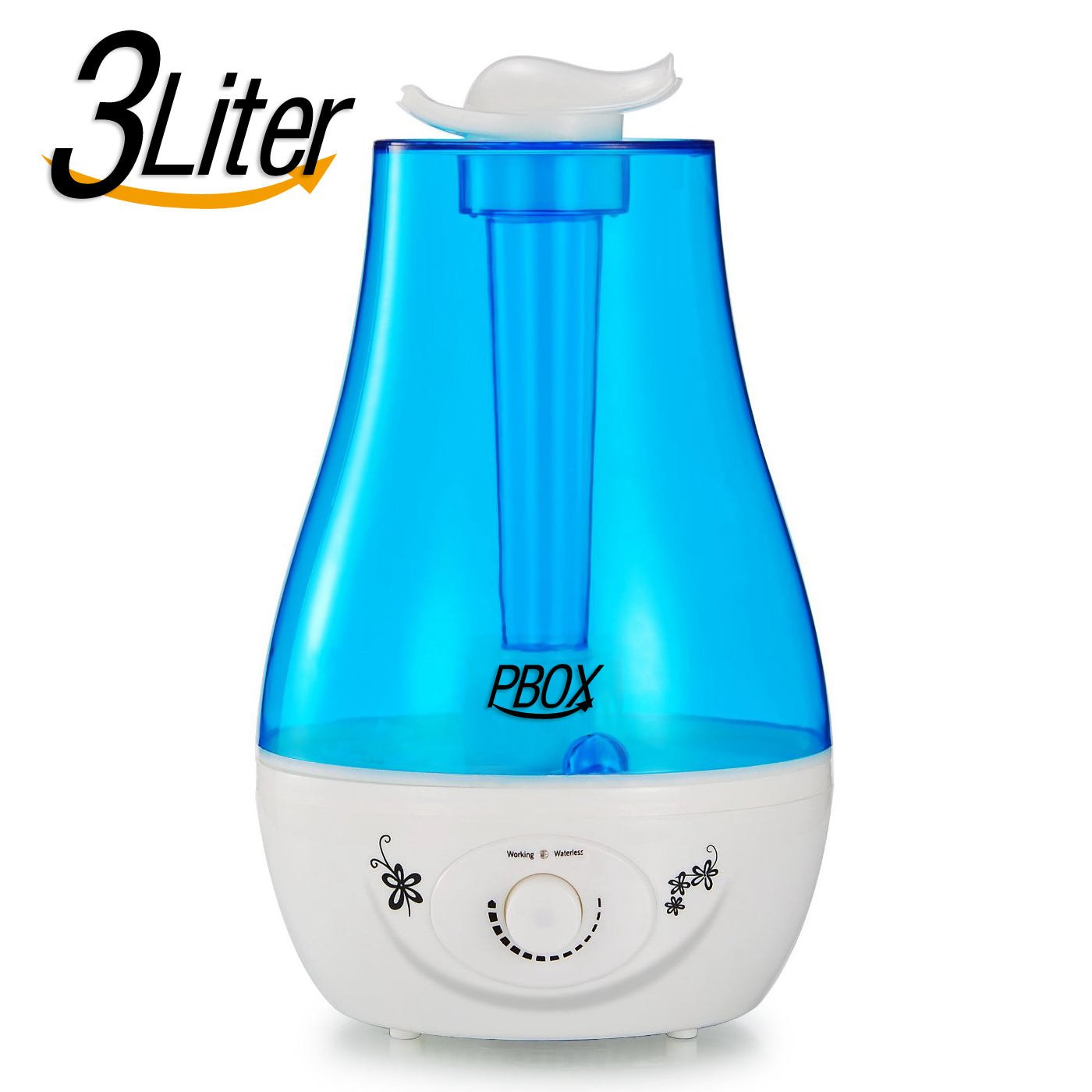 Amazon Ultrasonic Cool Mist Humidifier Whisper Quiet with