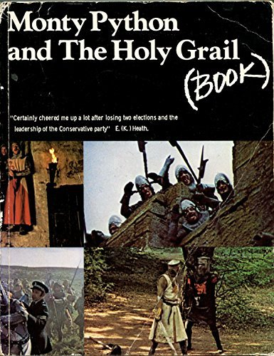 Monty Python and The Holy Grail (Book) ()