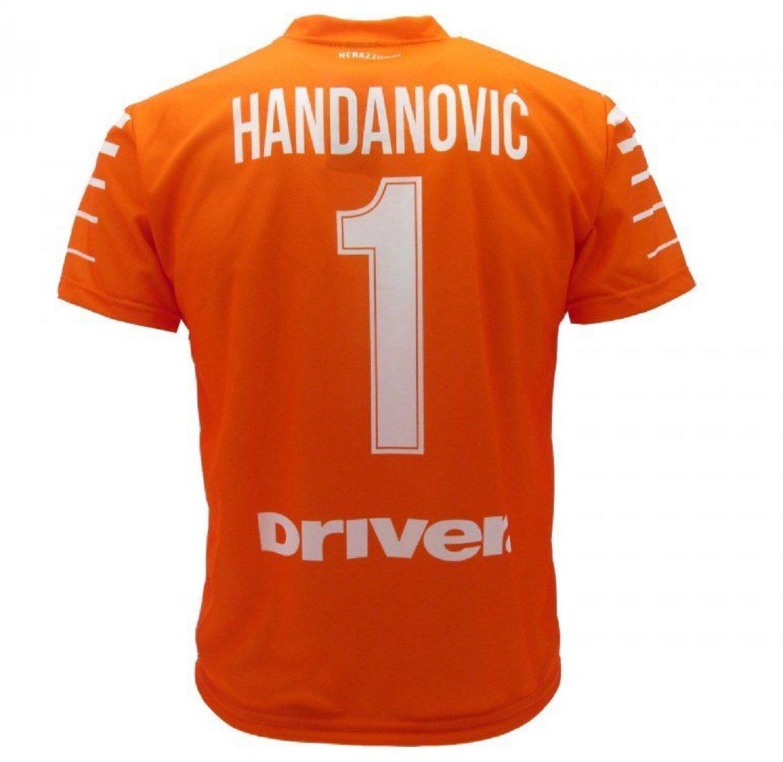 Pegaso Maglia Calcio Bambino Inter Handanovic 2017/2018 Replica Ufficiale PS 08025