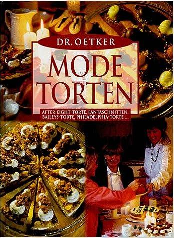 Dr Oetker Mode Torten After Eight Torte Fantaschnitten Baileys
