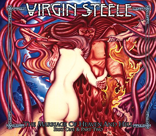 Marriage of Heaven & Hell I+Ii (Virgin Steele The Marriage Of Heaven And Hell)