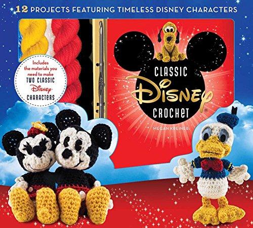 (Disney Classic Crochet (Crochet Kits))