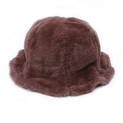 Berretti in Maglia Beanie Caldo Berretto Uomo Inverno Sci Cappello  Cappellino Teschio Vintage in Peluche Ripiegabile 5429b7c423af