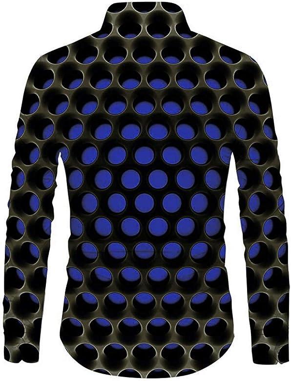 Buyaole, Camisa Hombre Elastica, Camiseta Hombre Rock, Sudadera ...