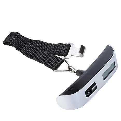 a5536b18efaf Amazon.com: Weighing Scales - Mini Digital Luggage Scale Hand Held ...