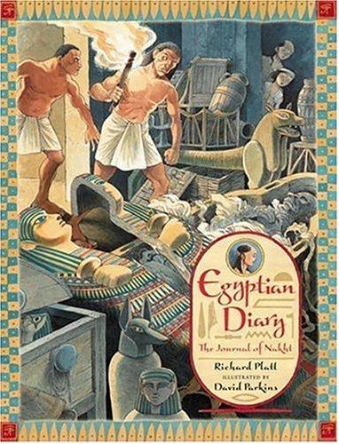 Egyptian Diary: The Journal of Nakht