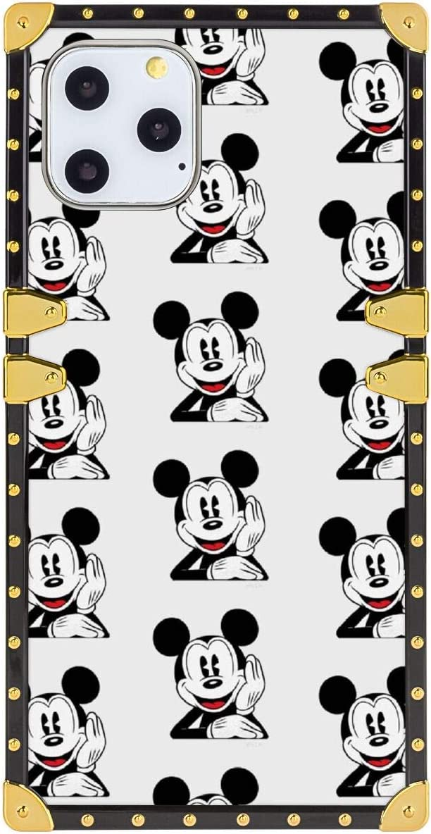 Disney Collection Iphone 11 Pro Max Mickey Mouse Wallpaper Phone Case 6 5 Inch Amazon Ca Cell Phones Accessories