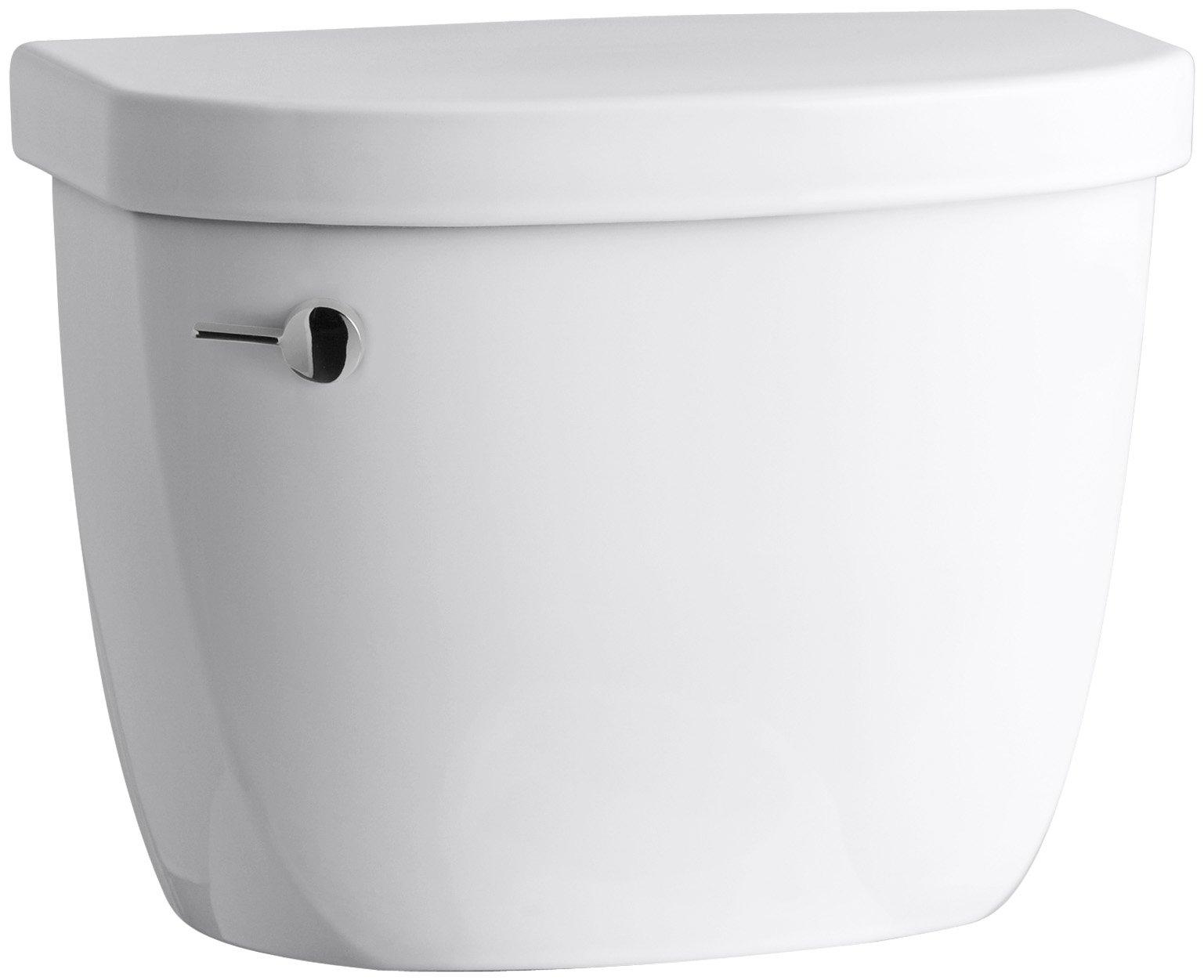 Kohler  K4166WH Cimarron Toilet Tank , White by Kohler