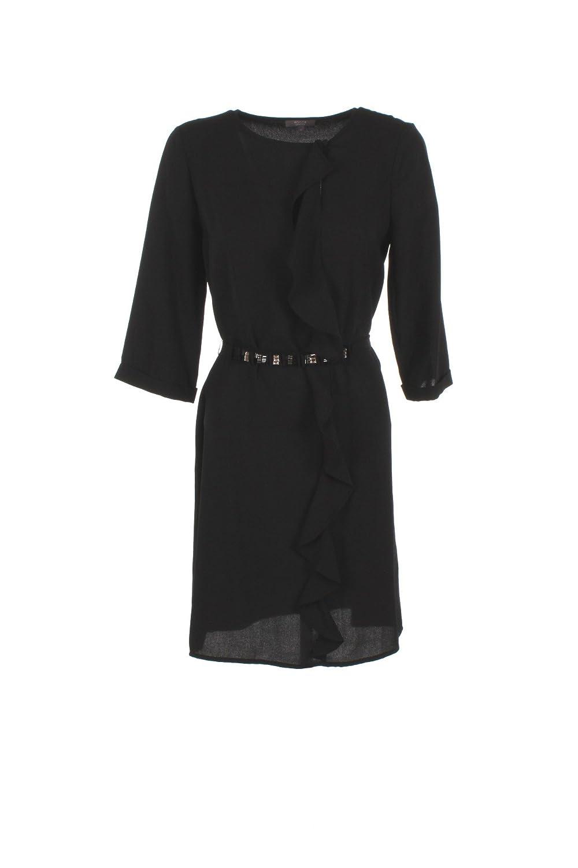 4a4f39a8644b Abito Donna Kocca S Nero Pelin Autunno Inverno 2017 18  Amazon.co.uk   Clothing