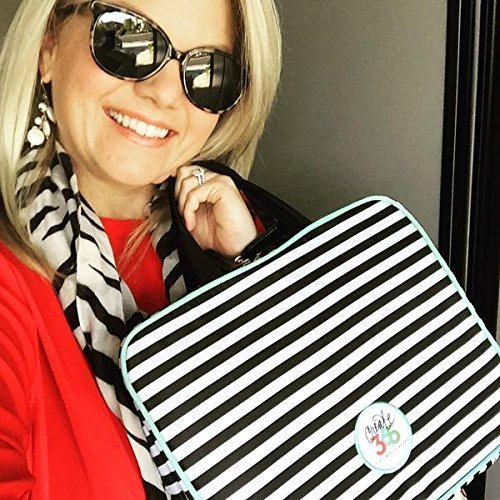 Me & My Big Ideas Striped Storage Case Planner (Limited Edition) by Me & My Big Ideas (Image #2)