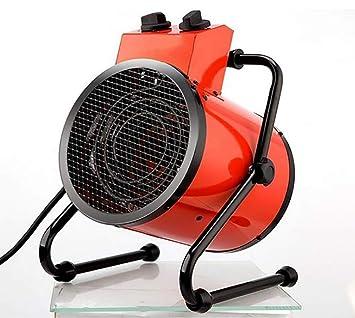 CSCR Calentador Casa,Temperatura Constante Grado Industrial Portátil Secador De Alta Potencia 3000W Calentamiento Rapido Apto para Dormitorios Y Baños.