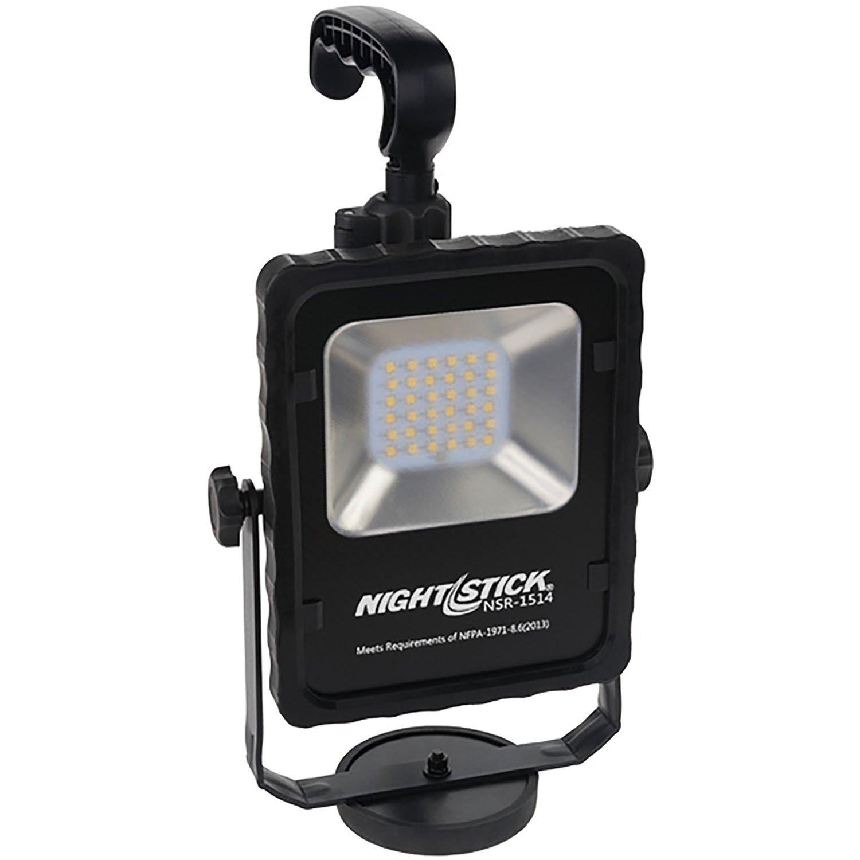 Nightstick NSR-1514C Rechargeable Led Area Light Kitblack
