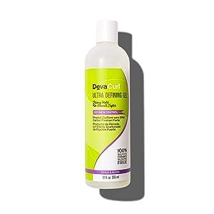 DevaCurl Ultra Defining Hair Gel, 12 Fl Oz (Pack of 1)