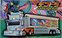 青島文化教材社 デコトラバスロケットJr.ロング No.03 凰牙 おうが パネルトレーラーの商品画像