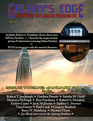 Galaxy's Edge Magazine: Issue 12, January 2015