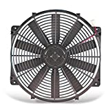 "Flex-a-lite 118 Black 16"" LoBoy Electric Fan (puller) Review and Comparison"