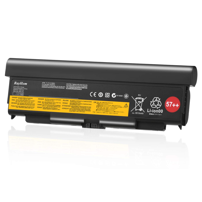 Bateria T440P 9Cell 57 Lenovo ThinkPad T440P T540P W540 W541