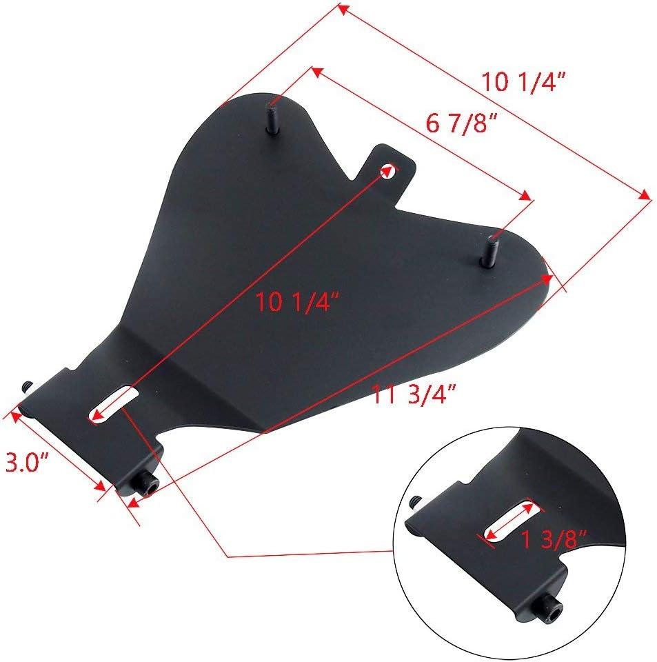 PJhao Motorradsitz-Halterung f/ür Motorradsitze aus robustem Metall