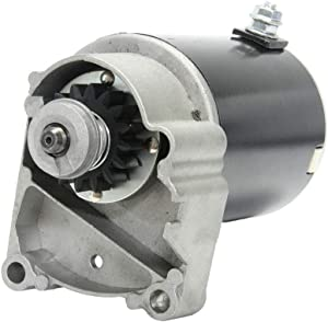 Starter Motor Fit For V Twin 14HP 16HP 18HP with Replace OE Part # 393017 394674 394808 497596 399928 495100 498148