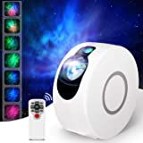 Star Night Light Projector,Upgrade 15 Lighting Modes 7 Lighting Effects Sky Galaxy Projector LED Nebula Cloud Light with…