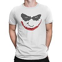 Joker Round Neck T-Shirt For Unisex