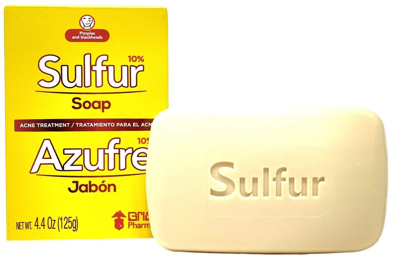 sulphur face wash