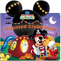 Haunted Clubhouse (Disney Mickey Mouse Clubhouse) Board Book