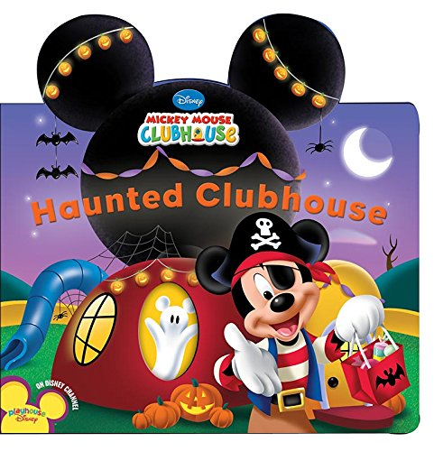 Haunted Clubhouse (Disney Mickey Mouse -