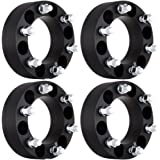 amazon supreme suspensions 2pc 2004 2014 ford f150 2 hub 2000 Expedition Leveling Kit wheel spacers eccpp wheel spacer adapters 6 lug 4x 2 50mm 6x5 5