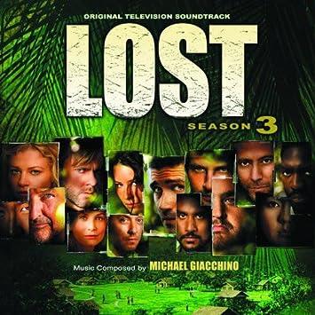 michael giacchino lost season 3 original television soundtrack