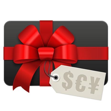 Gift Card Balance  (balance check of gift cards)