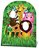 Star Cutouts Ltd Child Sized Jungle Stand-in