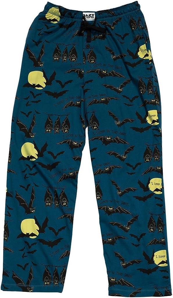 LazyOne Unisex Sleep in the Dark Pyjama-Hosen