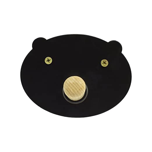 Perchero de Pared Pig - Perchero Infantil Cerdito (Rojo ...