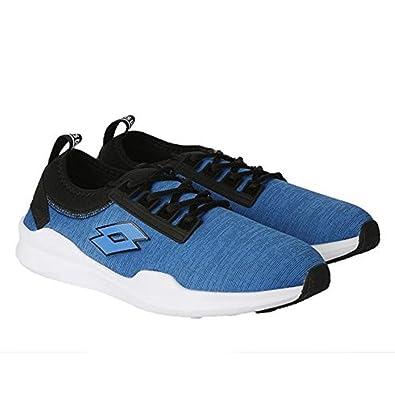 Mens Amerigo Blue/Black Running Shoes - 7 UK/India Lotto Verkauf Viele Arten Von yS3Lf4