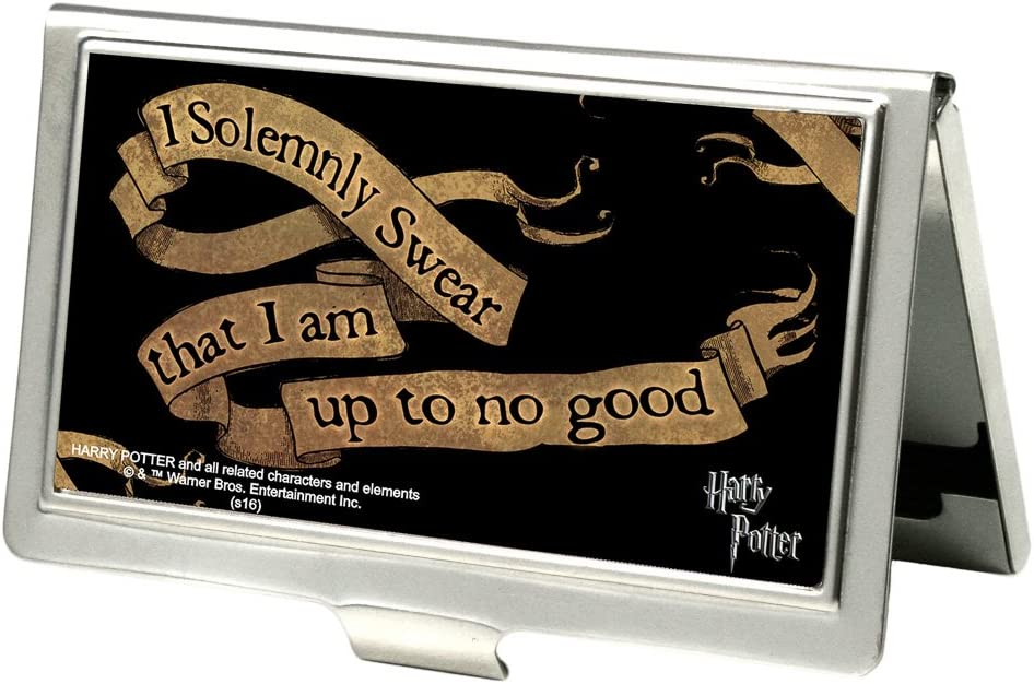 Buckle-Down Harry Potter Business Card Holder BCH-SM-HPR