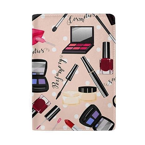 Cosméticos Productos de Maquillaje Conjunto Bloqueo Imprimir ...