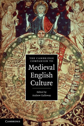 The Cambridge Companion to Medieval English Culture (Cambridge Companions to Culture)