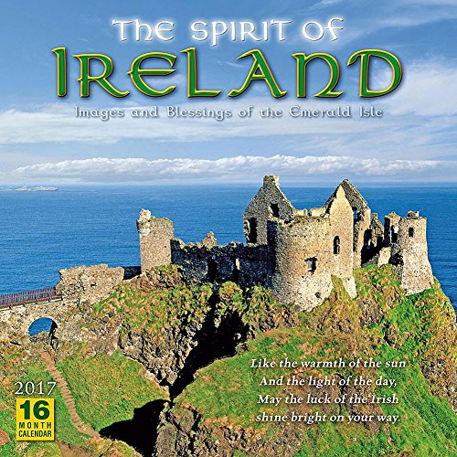 The Spirit of Ireland 2017 Wall Calendar