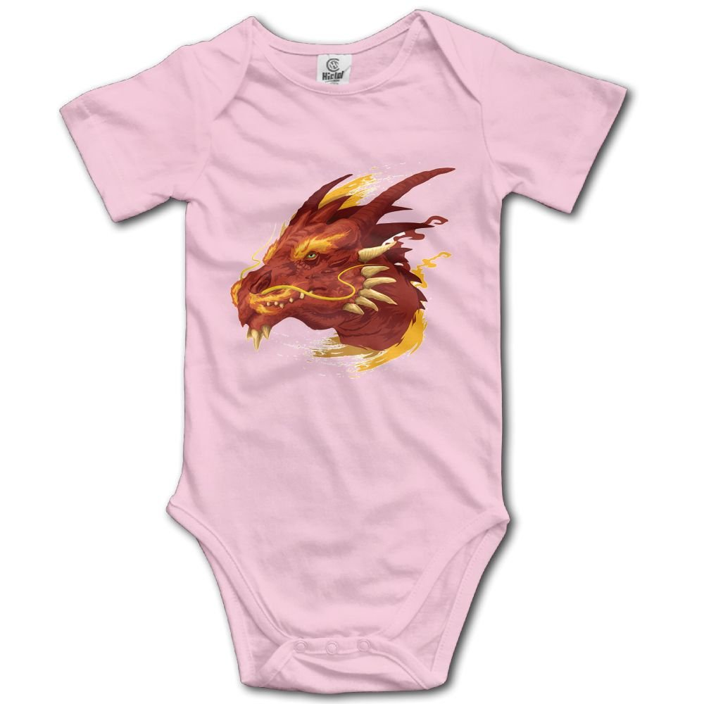 Rainbowhug Chinese Zodiac Unisex Baby Onesie Cartoon Newborn Clothes Unique Baby Outfits Soft Baby Clothes