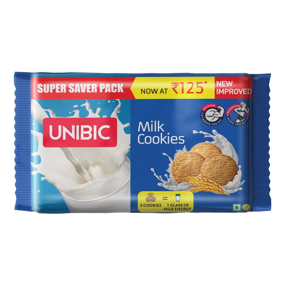 [Pantry] Unibic Cookies -Milk Cookies, 500g