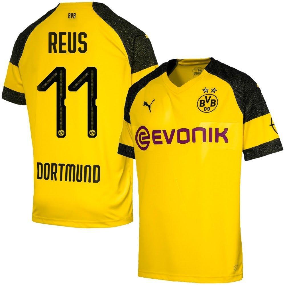 Borussia Dortmund Home Trikot 2018 2019 + Reus 11
