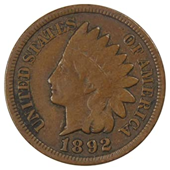 1905 Indian Head Cent Penny Circulated Good-Very Good US Coin